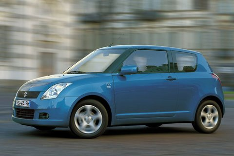 Suzuki Swift III