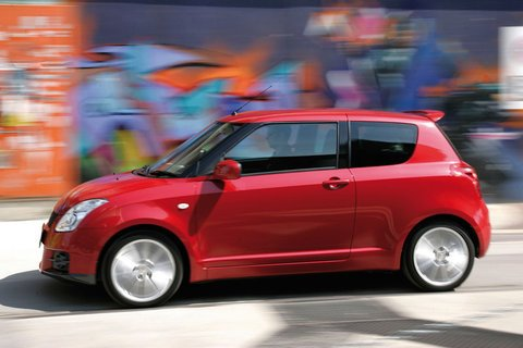 Suzuki Swift III Sport